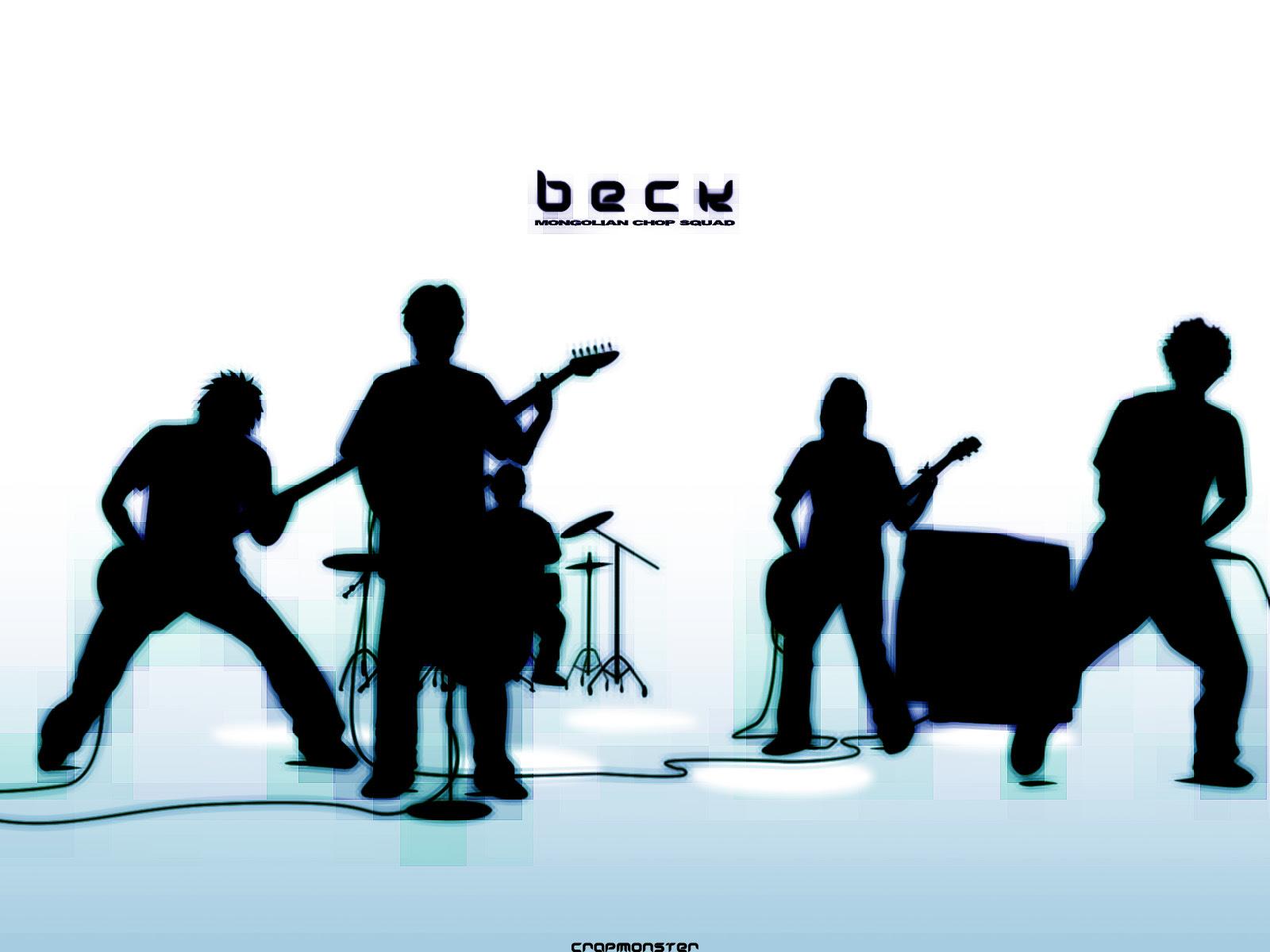 BECK Wallpaper: Beck Vector - Minitokyo