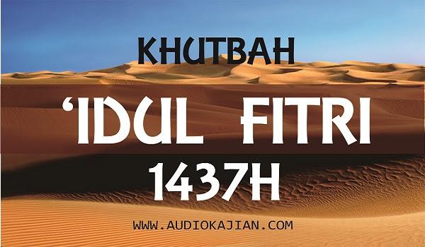 Contoh Ceramah Idul Fitri Singkat - Contoh Yes