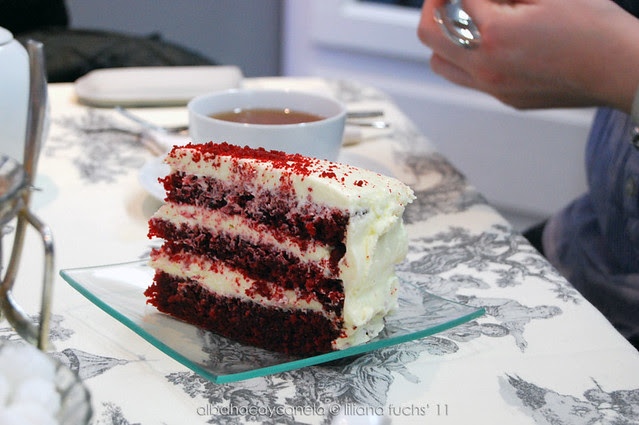 Margó - Red Velvet Cake