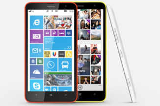 Nokia Lumia 1320 review: Big screen, big price