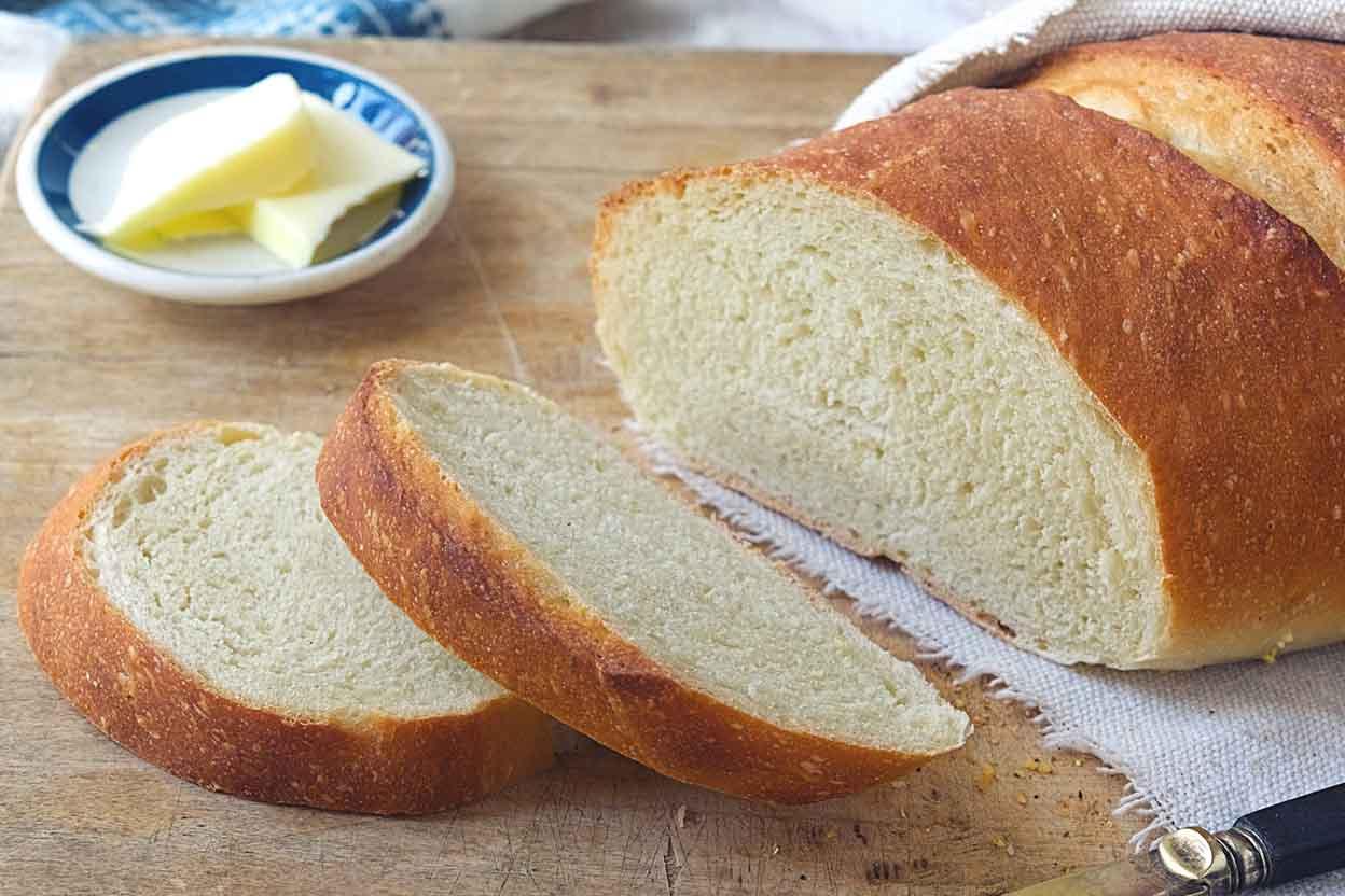 Hearth Bread Recipe | King Arthur Flour