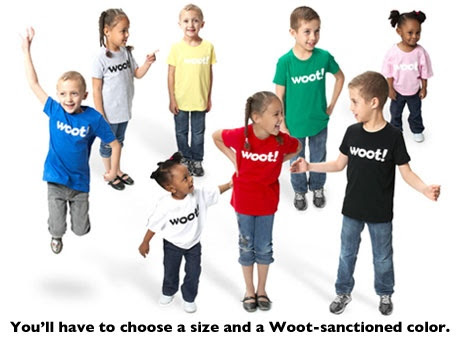 Woot! Kids' T-Shirt