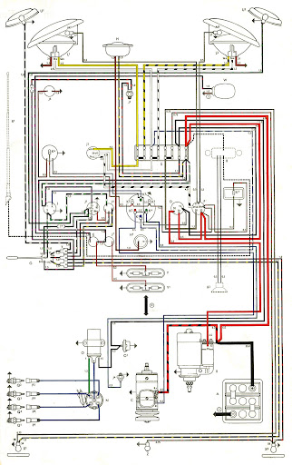 volkswagen t25 wiring diagram 1971 vw bus wiring diagram  1971 vw bus wiring diagram
