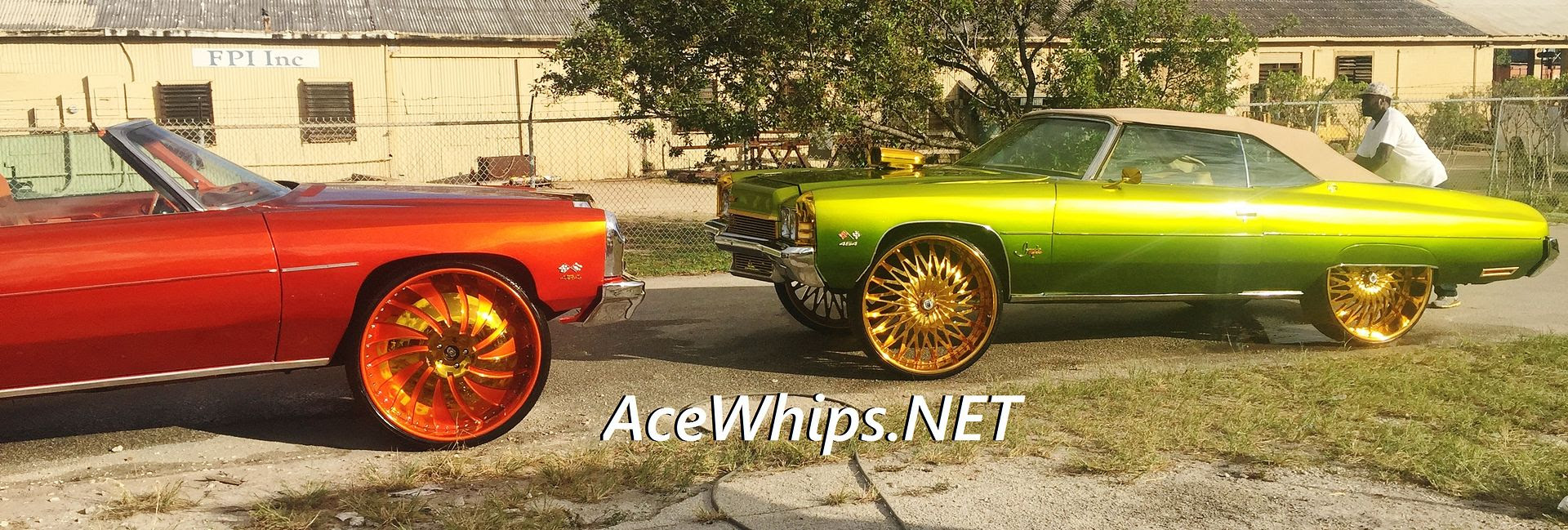 Ace-1: Spoadi's 73 Chevy Vert on 30's Forgis And Nava's ...