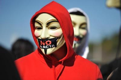 Protestos contra o ACTA estão a enfraquecer as hipóteses do acordo passar no Parlamento Europeu.