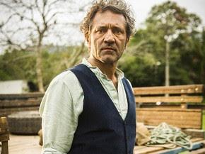 Domingos Montagner como o personagem Santo, da novela 'Velho Chico' (Foto: João Miguel Júnior/TV Globo)