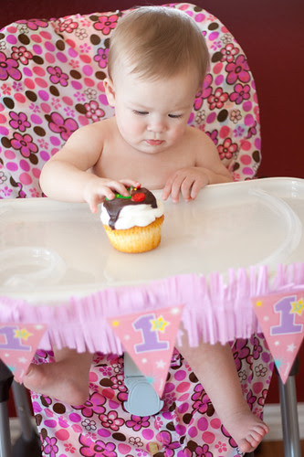 Twins' First Birthday Party