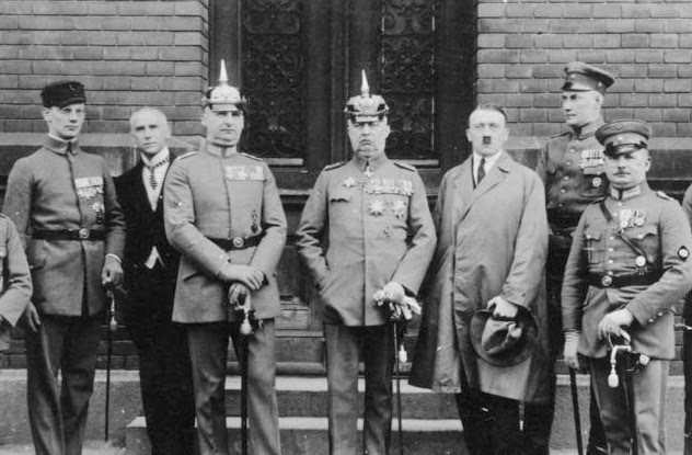 Shpëtimi nga dënimi me vdekje i Hitlerit