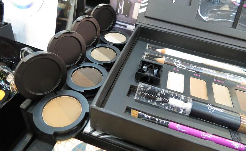 Sigma Makeup at IMATS LA