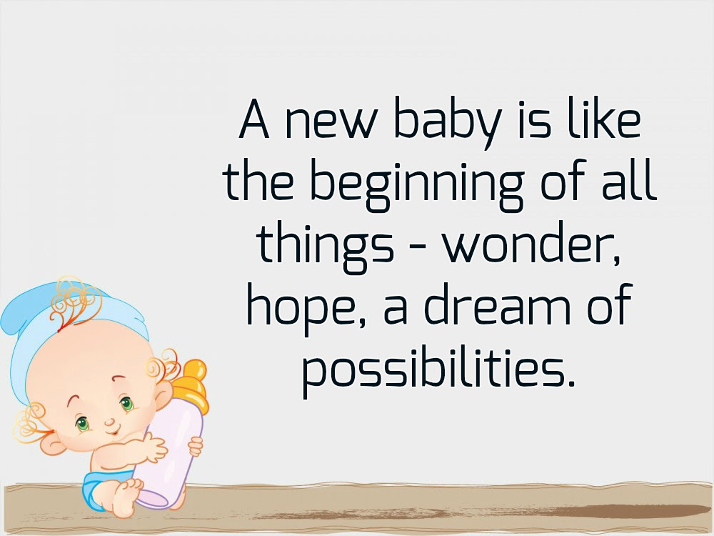 New Baby Quotes Text Image Quotes Quotereel