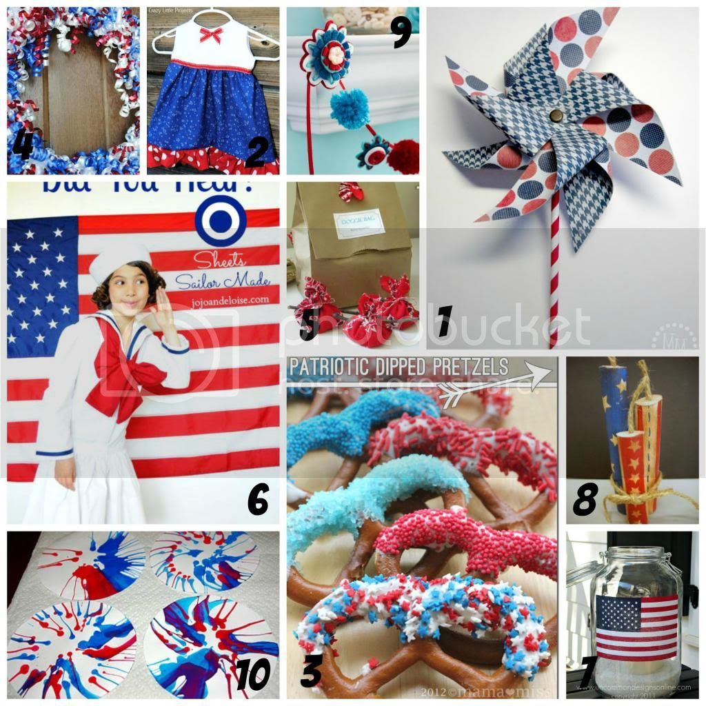 @mvemother #patrioticcrafts #crafts #4thofJuly #redwhiteandblue