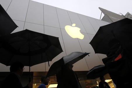 Apple заплатит дивиденды