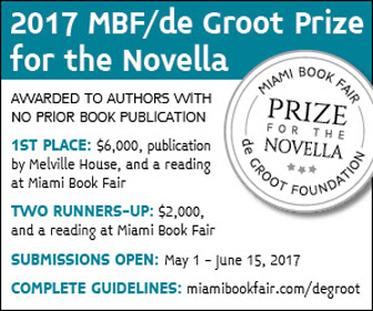 The MBF/de Groot Prize