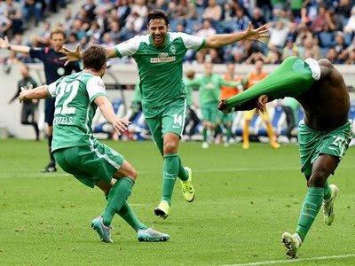 Claudio Pizarro Werder Bremen Bundesliga