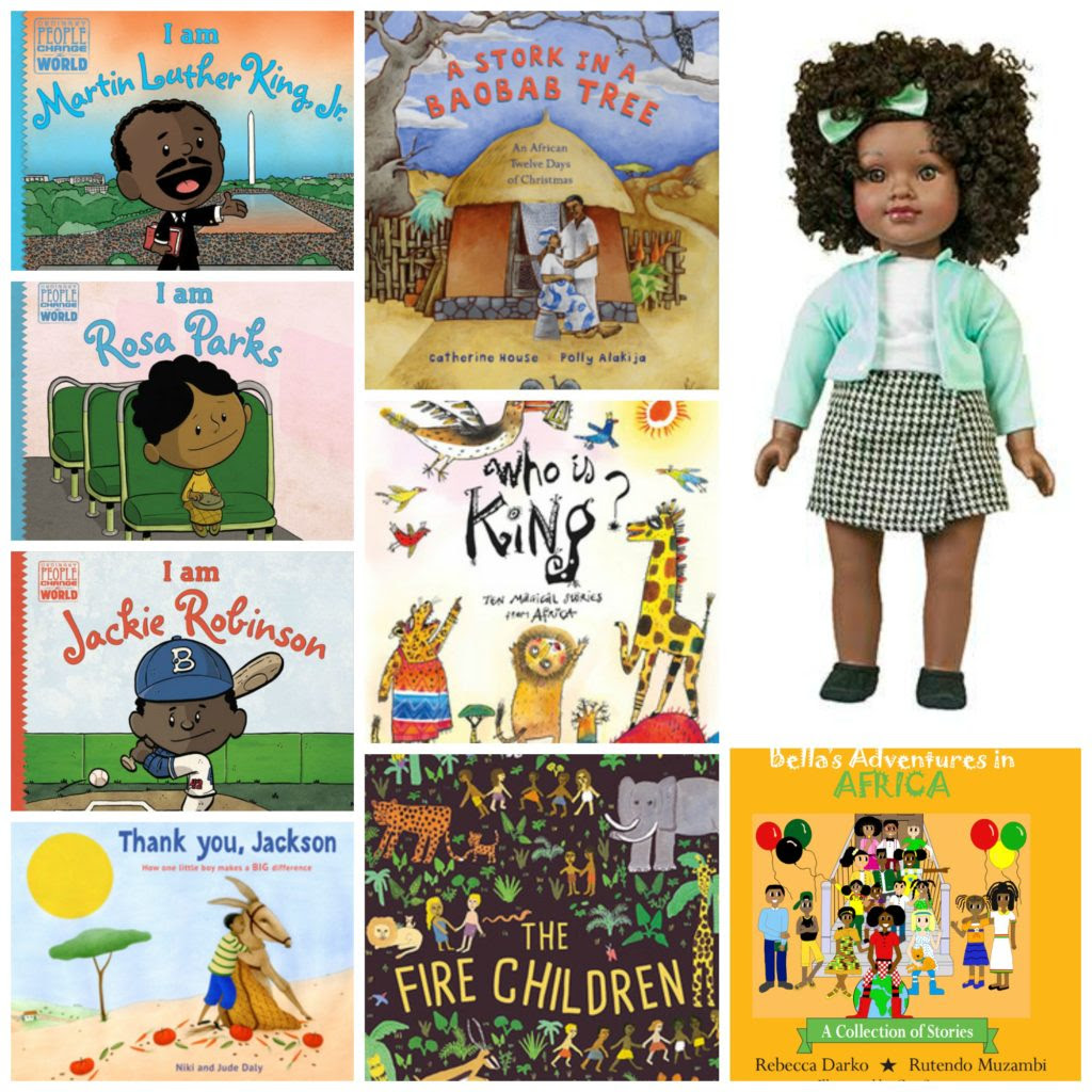 Black History Month giveaway on Multicultural Kid Blogs - Grand Prize