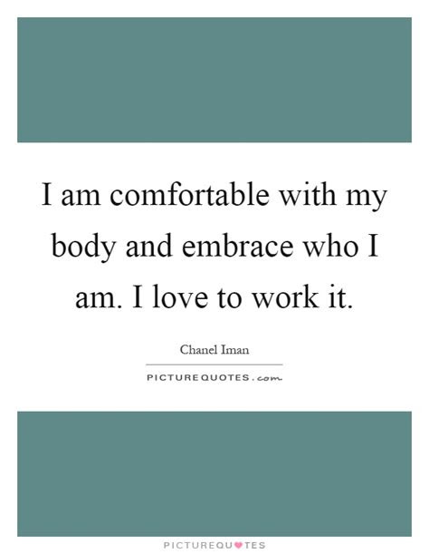 I Love My Thick Body Quotes