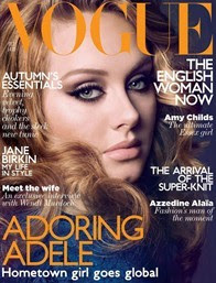 Adele: October's Cover Star