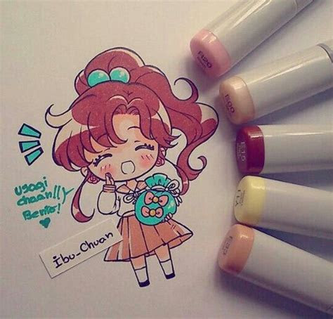 atibuchuan instagram le art dibujos kawaii dibujos