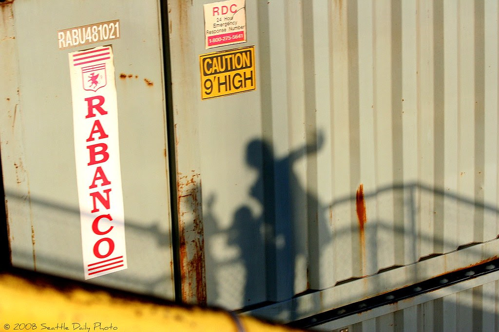Shadow Family Hops the Train