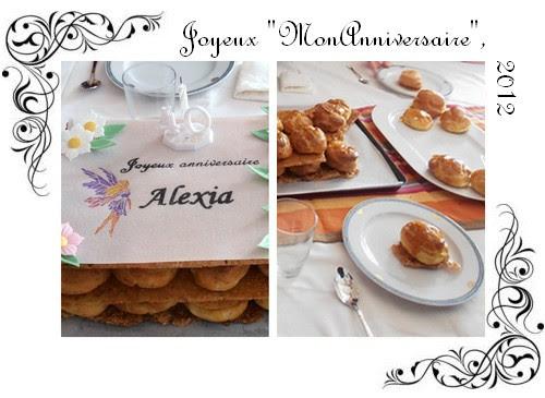 Art culinaire - Desserts de fête #02