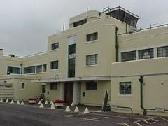Shoreham Airport, Terminal