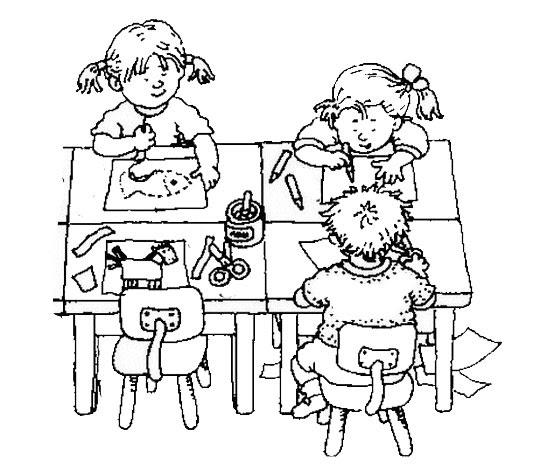 93 Gambar Kartun Anak Sedang Belajar Bersama Cikimm Com