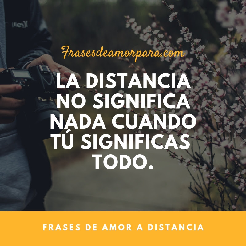 Phrases Distance Love To Spend Very Nice