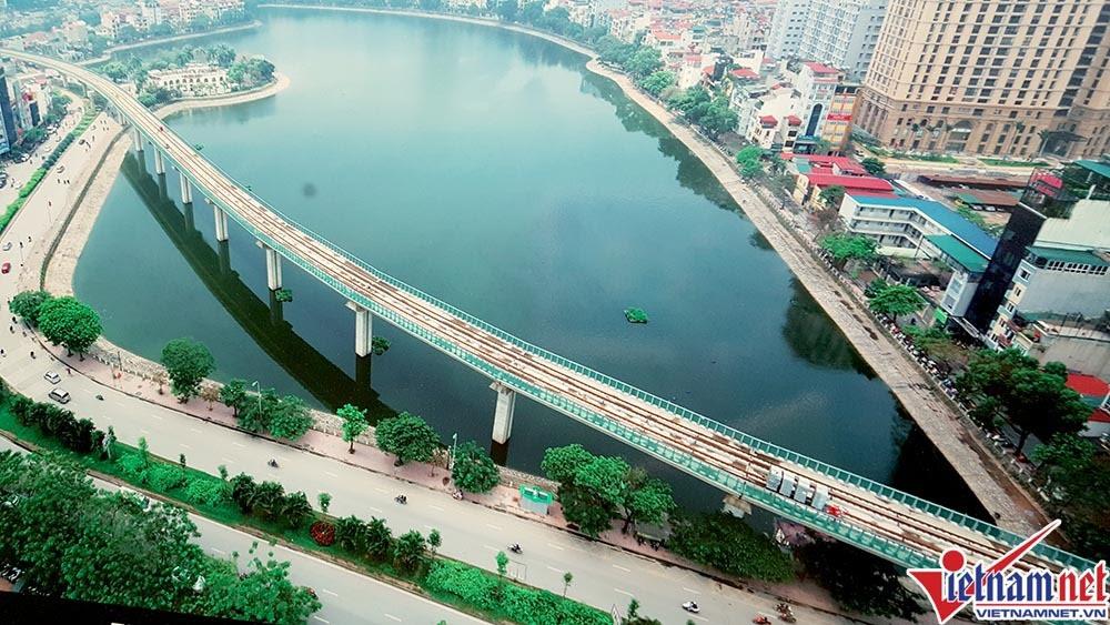 đường sắt trên cao, Ga La Khê, Đường sắt Cát Linh - Hà Đông