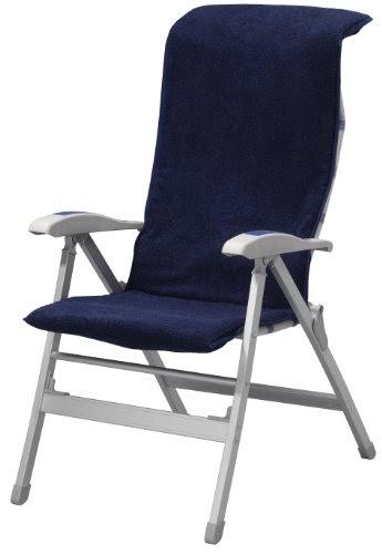 campart matelas pour chaise de camping bleu marine mobilier de camping chaises. Black Bedroom Furniture Sets. Home Design Ideas