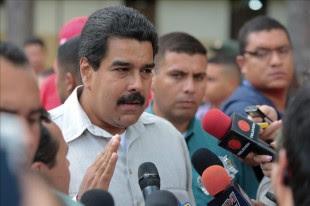 Nicolás Maduro cuestiona nombramiento de EE. UU. CRH.