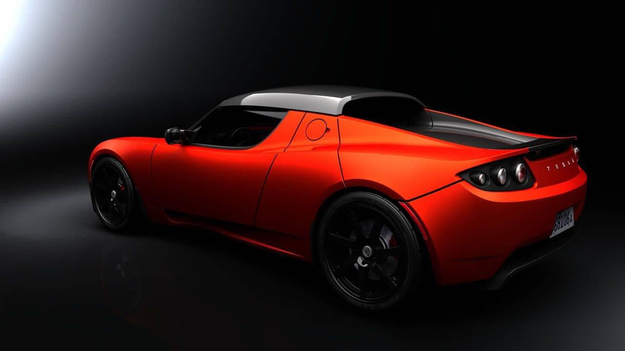 Dream Cars:Tesla Roa