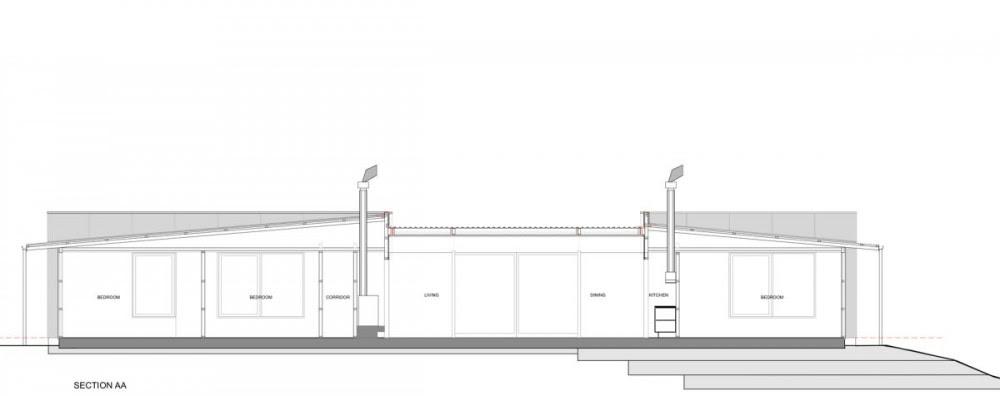 Casa de Playa Pekapeka - Parsonson Architects