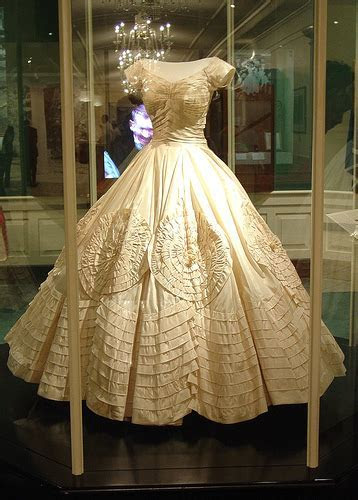 Jackie Kennedy's wedding dress   Jessica Jewett