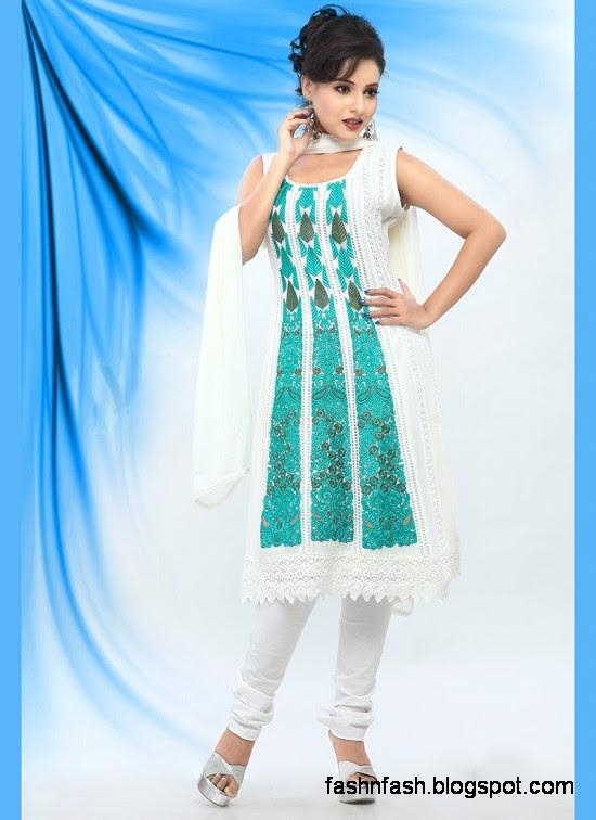 Anarkali-Indian-Pakistani-Party-Wear-Cotton-Shalwar-Kamiz-Suit-2012-2013-1