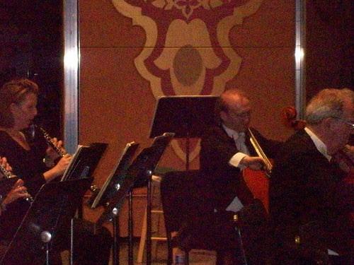 Jim plays the cello?! (kidding!)