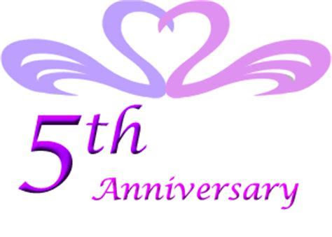 5th wedding anniversary gift ideas   Perfect 5th