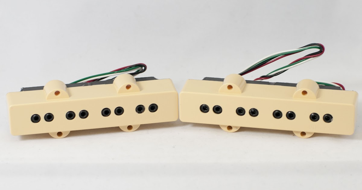 Dimarzio P Bass Pickup Wiring