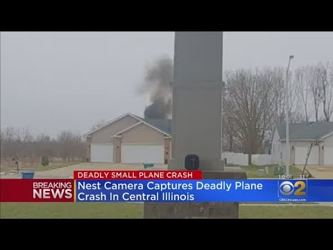 Sangamon County Coroner Killed In Downstate Plane Crash
