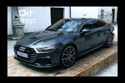 2019 Audi A7 Sportback 50 Tdi