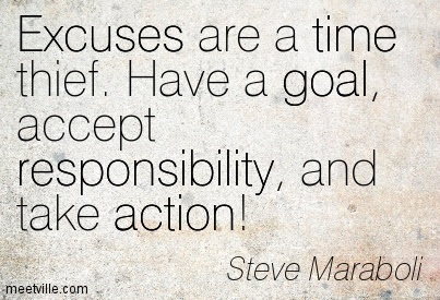 Quotes About Responsibility Of Your Actions 41 Quotes