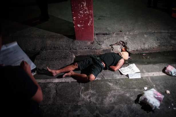 Philippines-War-On-Drugs-Continues
