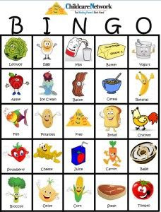 Grocery Store Bingo Free Printable | Bingo, Happy and Shops