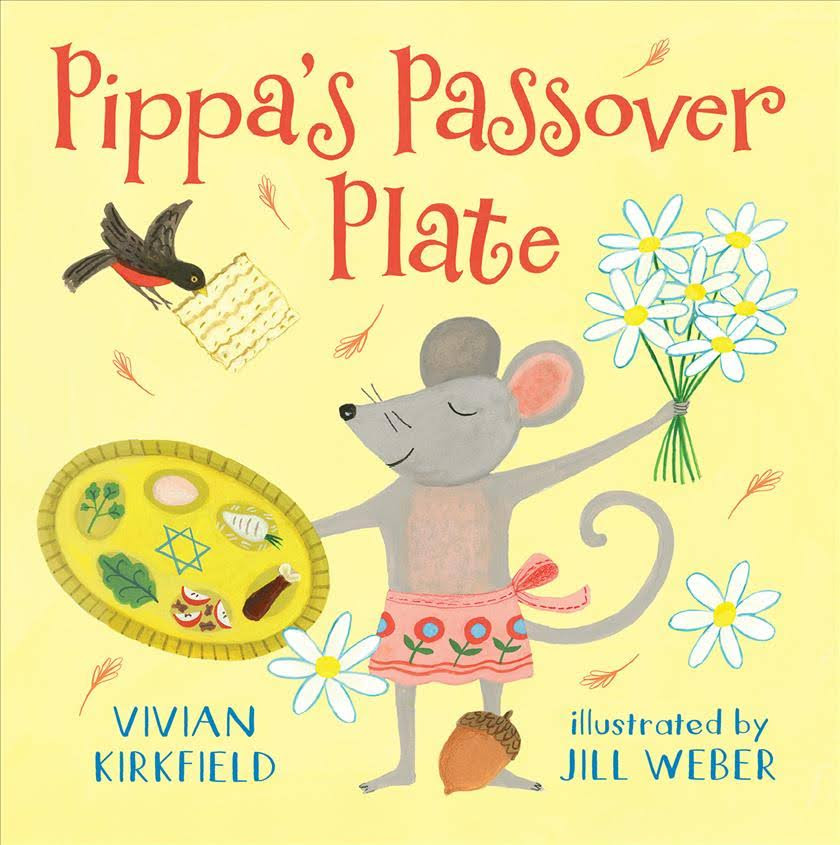 Image result for Pippa's Passover Plate by Vivian Kirkfield