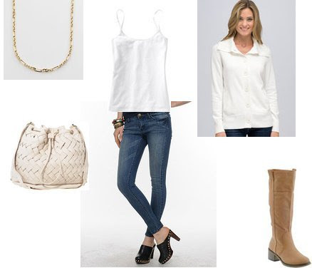 Oasis, Forever 21, Wanted, Old Navy, Jones New York