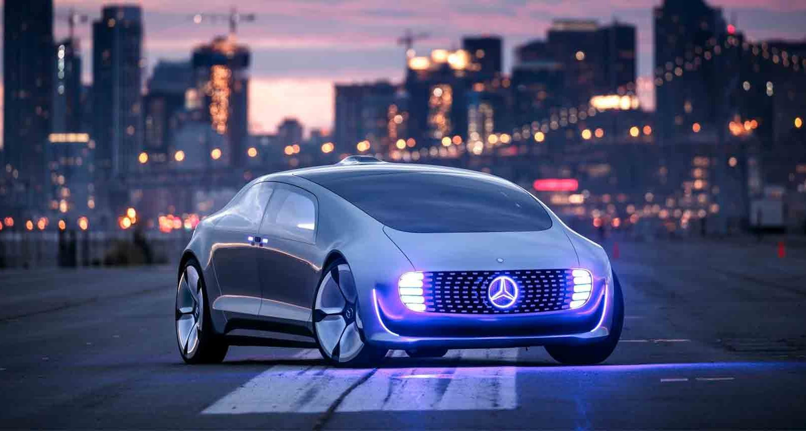 What Tomorrow's Vehicles Look Like to Mercedes-Benz Canada ...