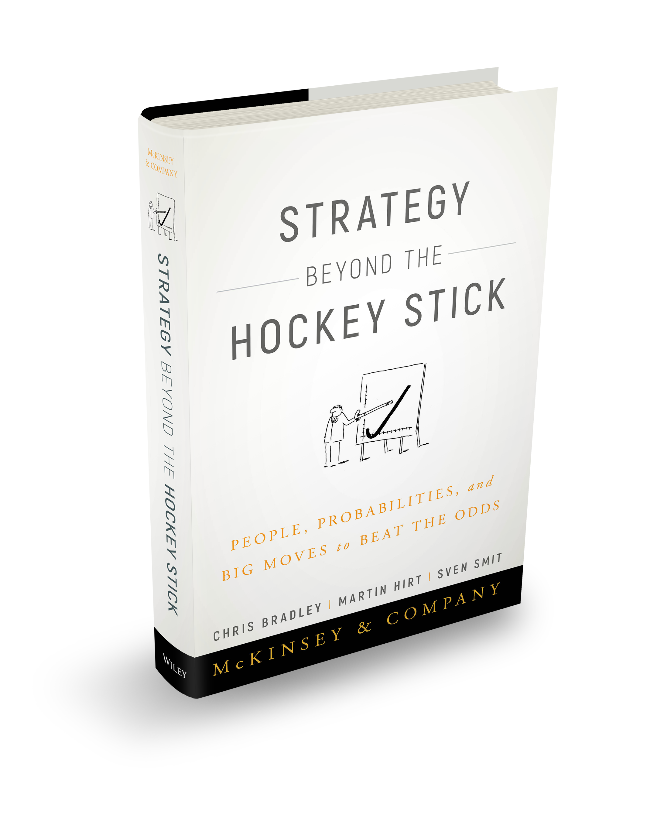 The New Book On How To Beat The Odds With A Bold Strategy Mckinsey