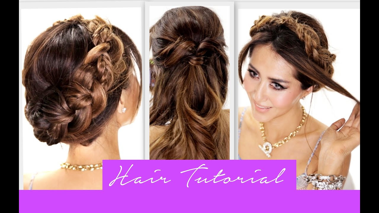 Easy Back To School Hairstyles For Short Hair Short Hairstyles