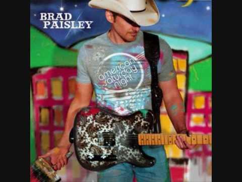brad paisley 5th gear album. Brad Paisley - Welcome to the