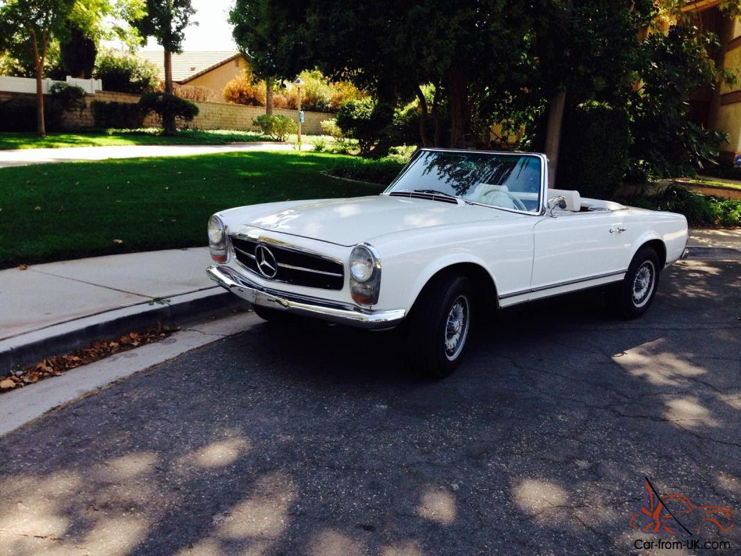 Mercedes-Benz : SL-Class Hard top/Soft top two seater ...