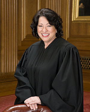 English: Sonia Sotomayor, U.S. Supreme Court j...